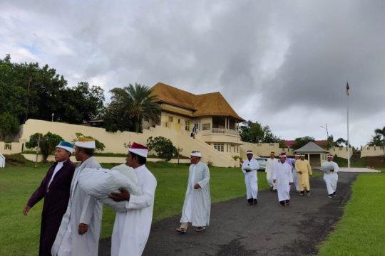 Pemkot Ternate imbau tradisi tolak bala tidak dihadiri banyak jamaah