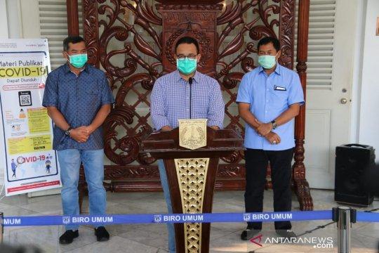 Anies serukan penggunaan masker untuk cegah COVID-19