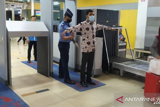 Bandara Sultan Thaha Jambi terapkan operasi minimum