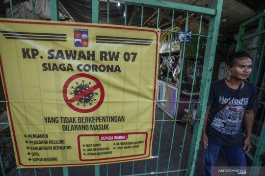 Kampung Siaga COVID-19 di Bogor