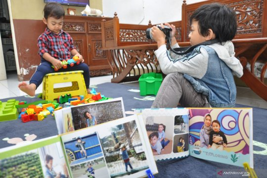 Kegiatan alternatif untuk menghilangkan kebosanan bagi anak-anak di dalam rumah