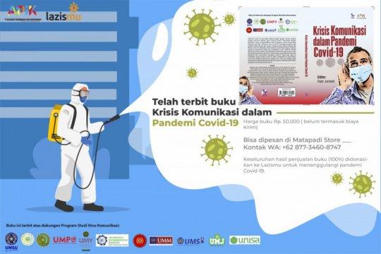 Akademisi Muhammadiyah rilis buku soal Pandemi COVID-19