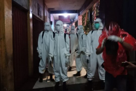 MCCC dukung penutupan Pasar Kapasan Surabaya dampak COVID-19