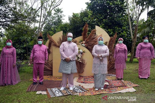 Pengantin di Pekanbaru harus buat surat pernyataan khusus semasa wabah