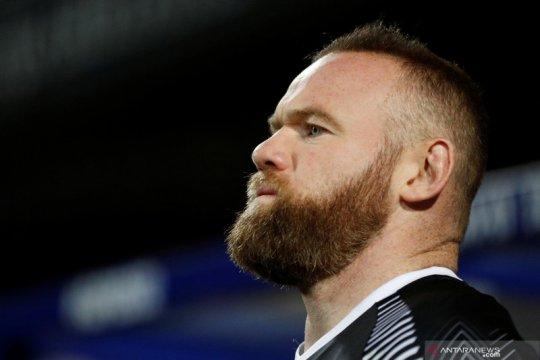 Rooney tunggu hasil tes COVID-19 setelah dikunjungi temannya