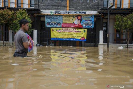 Banjir di kawasan Bandung Selatan
