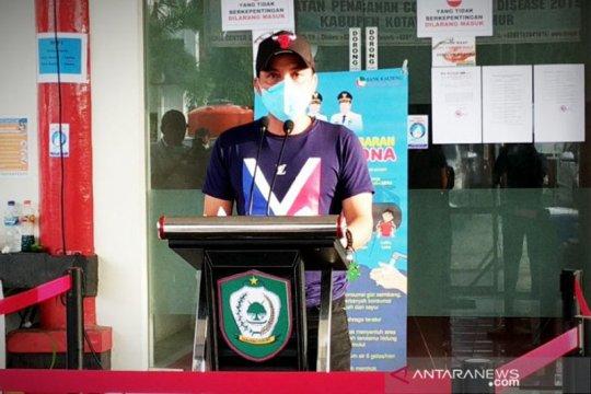Tiga positif COVID-19 di Sampit dari Gowa dan Jakarta-Tangerang