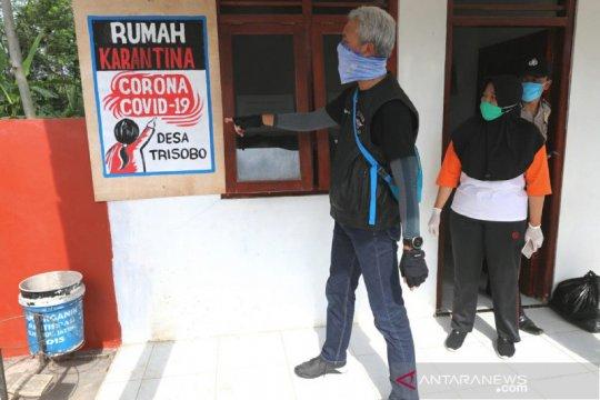 Gubernur Jateng cek persiapan tempat karantina di Kendal-Batang