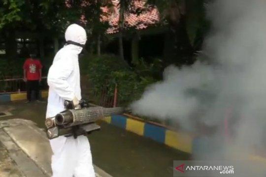 4000 rumah di Cipinang Besar Selatan didisinfeksi menggunakan fogging