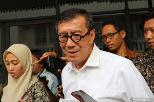 Kemarin, Menkumham soal napi korupsi dan wafatnya Wakil Jaksa Agung