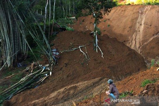 BNPB: Longsor di Tana Toraja sebabkan tiga orang meninggal