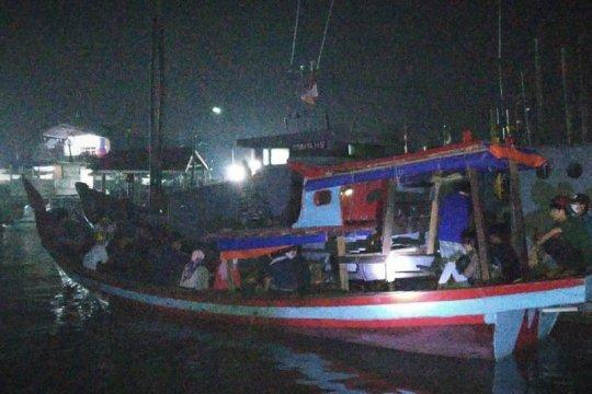 Lanal Tanjung Balai Asahan amankan TKI Ilegal dari Malaysia