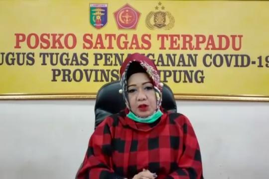 Pasien positif COVID-19 di Lampung bertambah 2 orang