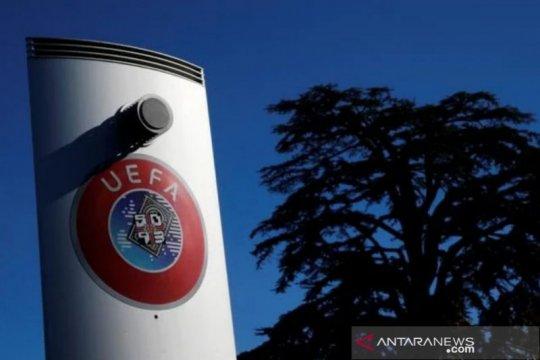 UEFA beri tenggat 25 Mei bagi rencana kompetisi domestik di Eropa