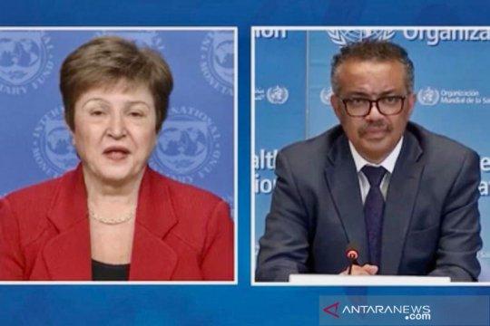 IMF apresiasi kebijakan ekonomi Indonesia untuk merespons COVID-19