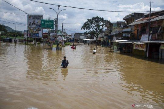 81.088 warga terdampak banjir di Kabupaten Bandung