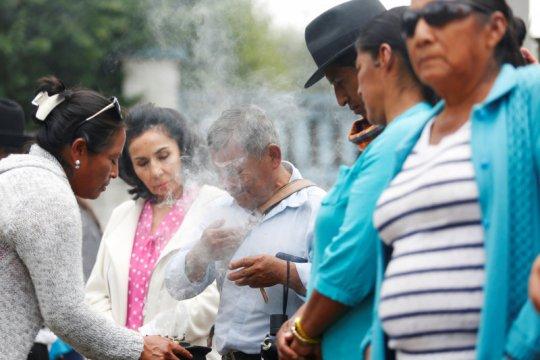 Ekuador simpan jasad korban COVID-19 di kulkas raksasa
