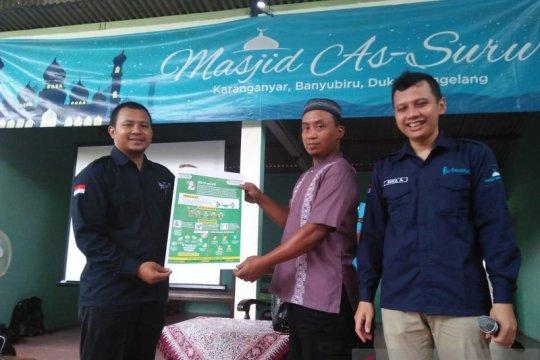 Relawan Muhammadiyah sosialisasi antisipasi penularan COVID-19