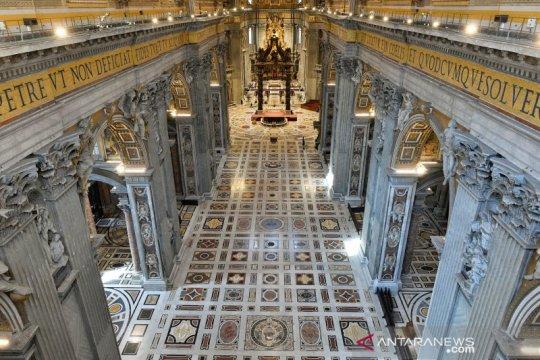 Jadilah pembawa pesan kehidupan, kata Paus Fransiskus