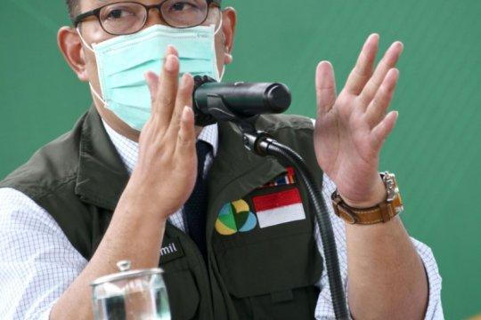 Pemprov Jabar resmi ajukan PSBB Bogor Depok Bekasi