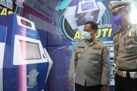 Polres Trenggalek resmikan pos anjungan informasi layanan masyarakat