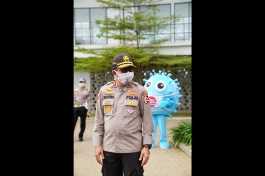 Kakorlantas: Orang yang mudik statusnya ODP di kampung halaman