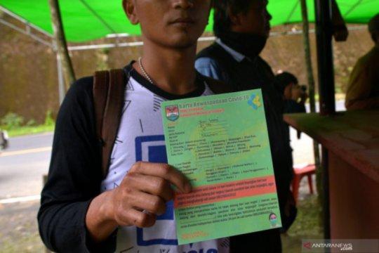Minahasa Tenggara keluarkan 10.000 kartu kontrol kesehatan