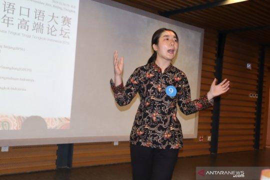KBRI Beijing gelar lomba menyanyi lagu Indonesia khusus BIPA