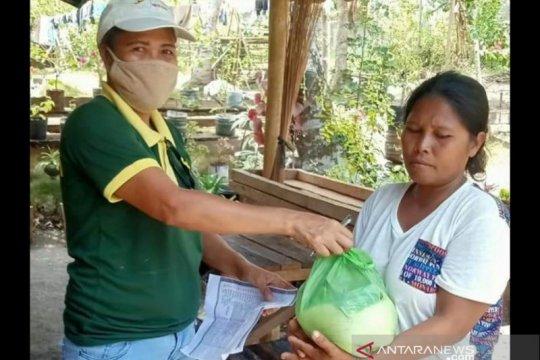 KJRI Davao City distribusikan 1.500 kg beras zakat fitrah