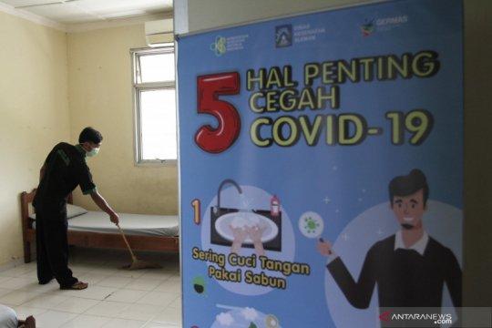 Pasien sembuh dari COVID-19 di DIY bertambah menjadi 421 orang
