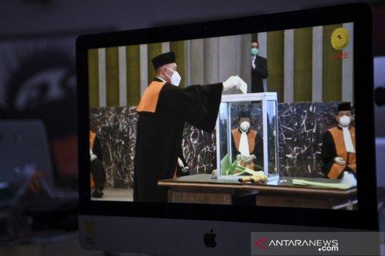 Muhammad Syarifuddin terpilih sebagai Ketua Mahkamah Agung