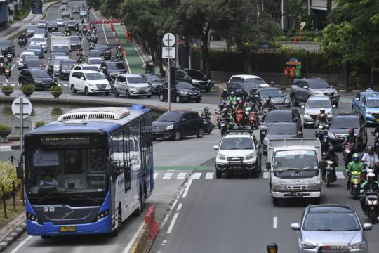 Polda Metro perpanjang peniadaan ganjil genap hingga 4 Juni