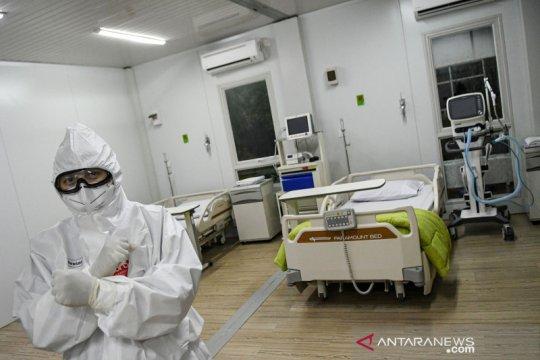 Gugus Tugas: Tingkat hunian rumah sakit rujukan COVID-19 Jakarta turun