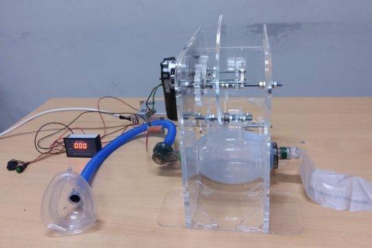 Tiga industri diharapkan bisa segera produksi 300 ventilator portabel