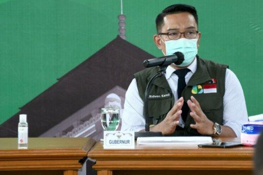 Lima daerah di Jawa Barat ajukan permohonan PSBB bersama