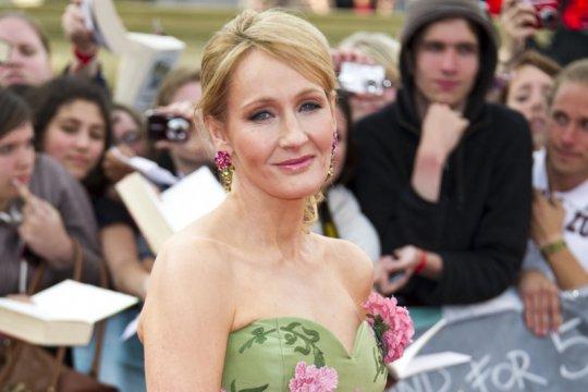 #RIPJKRowling, rilis novel baru tapi JK Rowling dianggap meninggal