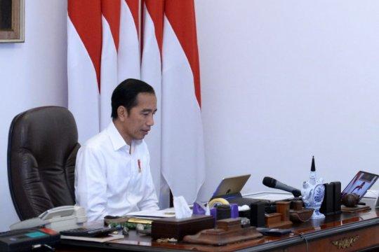 Presiden Jokowi cari cara jaga daya beli masyarakat miskin di desa