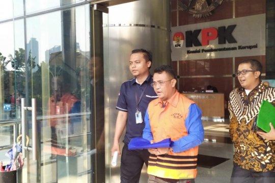 Bupati Bengkayang nonaktif Suryadman Gidot dituntut 6 tahun penjara