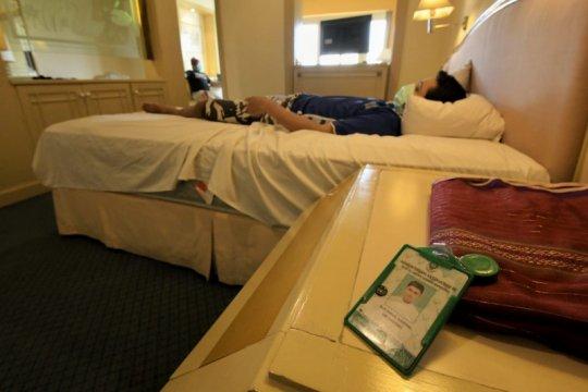 Hotel bintang di Bandung jadi tempat tinggal sementara tenaga medis