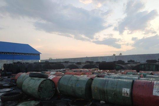 Polda Riau bongkar sindikat pencurian minyak mentah Rp2,4 miliar