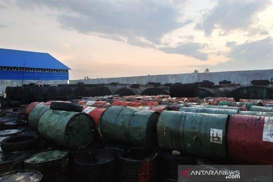 Polda Riau bongkar sindikat pencurian minyak mentah