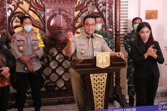 Kemarin pemerintah tetapkan PSBB di DKI Jakarta, warga diminta patuh
