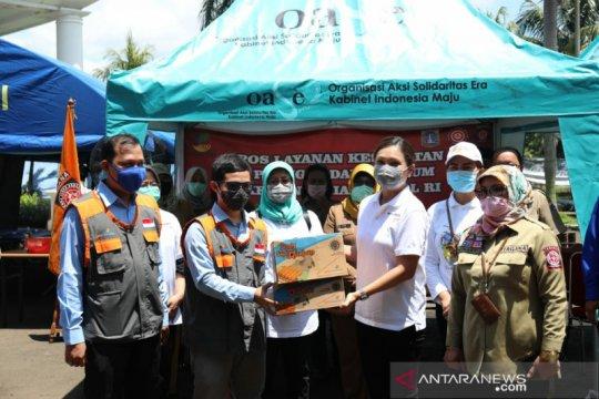 200 ribu paket sembako didistribusikan ke pekerja terdampak COVID-19