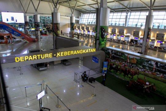 Mulai 22 April, penerbangan domestik di T2 Bandara Juanda pindah ke T1