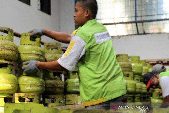 Konsumsi elpiji dan BBM Soloraya turun 17 persen
