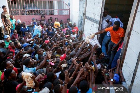 Haiti terima vaksin COVID-19 sumbangan AS melalui fasilitas COVAX