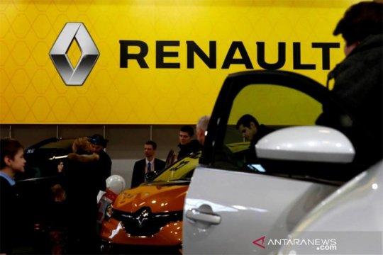 Penjualan Renault Samsung ambruk di Desember 2020