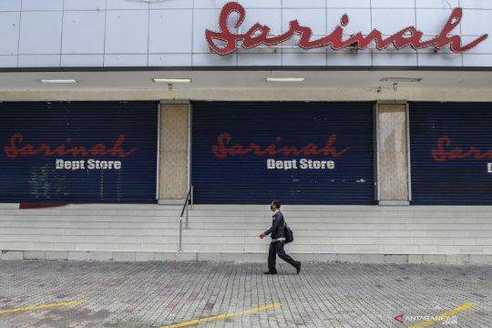 Selain produk UKM, Sarinah juga akan tampilkan brand internasional
