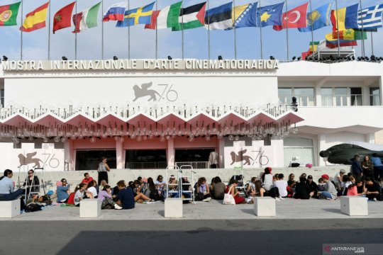 Festival Film Venice kesampingkan opsi perhelatan digital