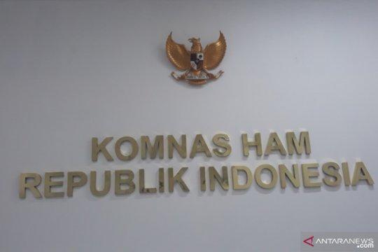 """Komnas HAM minta pembahasan """"omnibus law"""" ditunda"""